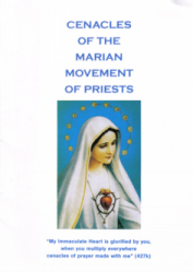 Cenacles of the Marian Movement of Priests Booklet