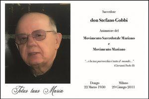Fr Gobbi Cards
